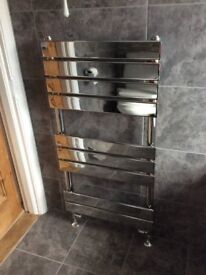 Brand new Signelle heated towel rail 950 x 500