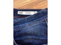 Men's Tommy Hillfiger denim jeans for sale