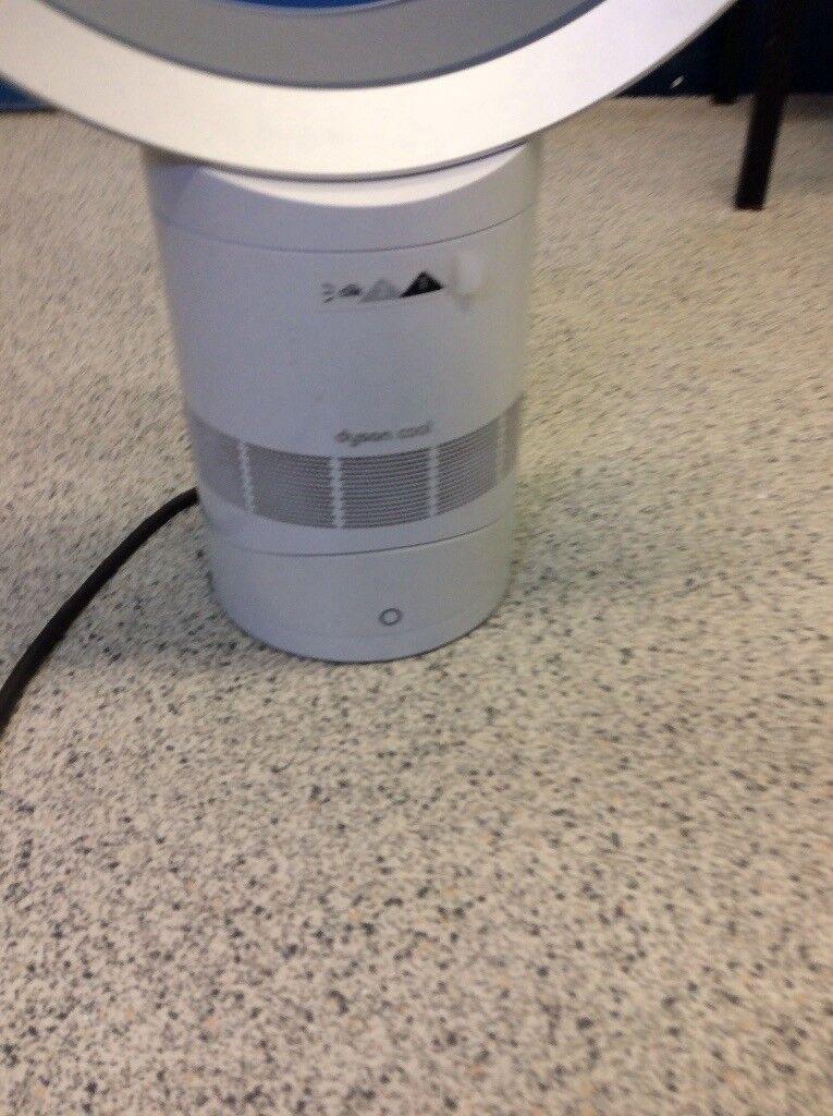 Dyson AM06 desk fan , 12 inch