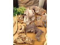 Reptile/ Vivarium accessories