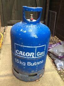 Empty 15kg Butane Gas Bottle