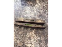 Brass spirit level by J.RAmbone and sons.birmingham