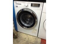 Beko 12kg 1400spin washing machine. A+++ white. £349 new/graded 12 month Gtee