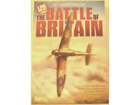 70TH ANNIVERSARY OF THE BATTLE OF BRITAIN NEW. 3 DISC BOXED SET.
