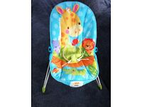 Fisher Price Bouncer Cradle