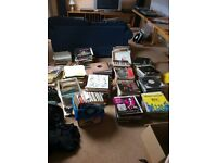 Approx 1100-1200 x 12'' 80's/Hip-Hop/House/Rock/Indie/Soul/Jazz/Disco/Electro/Classical