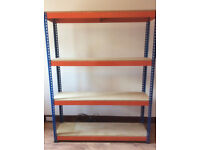For Sale 5ft Heavy Duty Shelving Suitable for Fish Tanks Dunfermline.