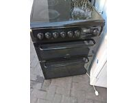 black ceramic electric cooker 60cm....free delivery
