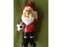 Official Manchester United gnome