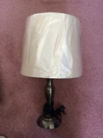 Table lamp - brand new from House of Fraser