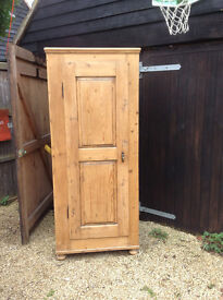 French country style armoire/cupboard