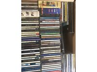 CD's (98) and DVD (2) in Clitheroe Lancashire area