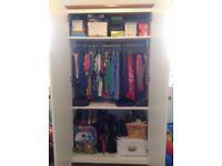 Mothercare Summer Oak 3 piece nursery furniture set
