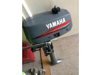 2hp Yamaha out board needs small repair