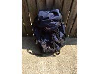 Gelert nepal 65l rucksack