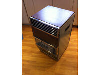 Calor gas portable fire heater with large 15kg butane cylinder_Good working order