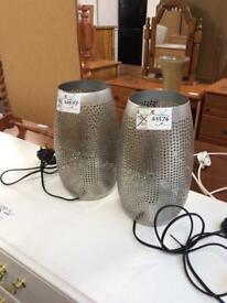 Lamps (#43377 & #43376) £8 each