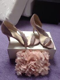 Lovely Jenny Packham Shoes brand New