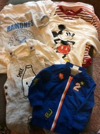 Boys/baby clothes - 9-12 months