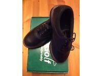 Hi Tec Junior Golf Shoes,NEW in box, U.K.3