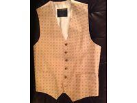 Favourbrook waistcoat 100% silk