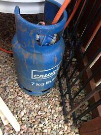 7 kg Calor Gas bottle
