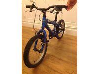 Kids Ridgeback MX 16 Bike
