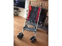MACLAREN MAJOR ALITE SPECIAL NEEDS BUGGY USED FOR HOLIDAY ONLY AS NEW CON!!!