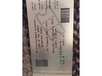 Plymouth Pavilions theatre tickets