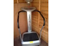 Crazy fit vibration plate for quick sale £20.00 needing space