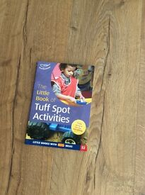 NEED GONE - MAKE US AN OFFER Tuff tray / spot activity book