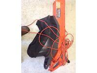 Leaf blower /vacuum
