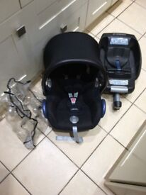 Full I-CANDY apple travel system