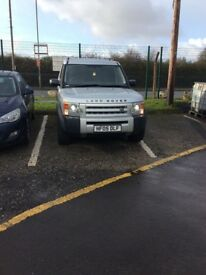 Land Rover discovery 3 tdv6 automatic