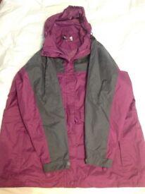 Size 20 waterproof jacket