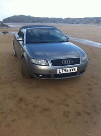 AUDI A4 T S LINE 2005 Get Ready for Summer Any Reasonable Offer Accepted