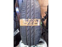 175-65-14 Landsail 82H 5.5mm Part Worn Tyre