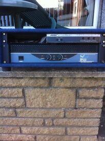 W audio Amplifier