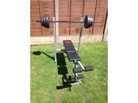 Weight bench