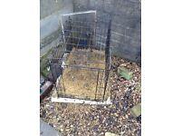 Dog cage (Medium sized)