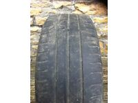 smart for two1999 tyres continental rear 175/55 r15