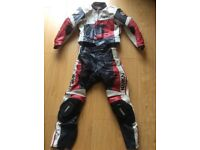 Motorcycle full leathers for sale in used condition
