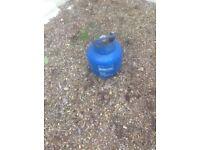 4.5 gas bottle full