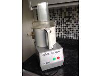 Robot Coupe R201 commercial food processor