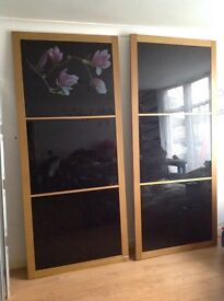 IKEA sliding doors