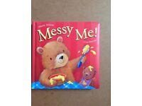 Children's Book Messy Me!