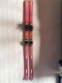 Rossignol Dualtec Toon Carving Skis with Bindings For Sale