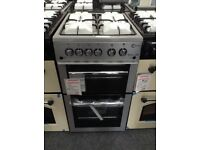 Flavel Milano G50 silver cooker £230 new/graded 12 month Gtee