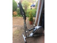 As new cross trainer but with out cables .