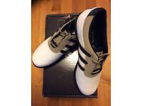 Adidas Junior Golf Shoes,NEW in box , U.K.5